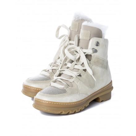 Brunnello Cuccinelli Boots beige