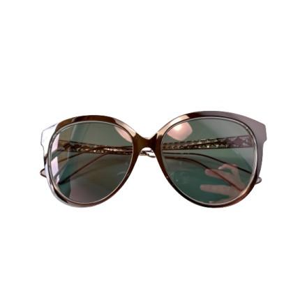 DIOR Sonnenbrille Diorama 2 56 MM Oval mit Etui. Sehr guter Zustand