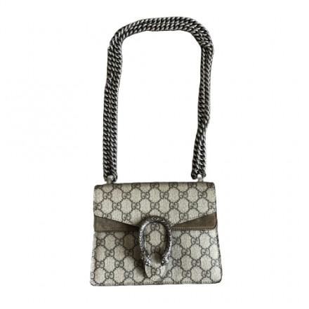 GUCCI Dionysus Mini-Tasche aus GG Supreme. Zustand NEU.