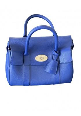 MULBERRY Handtasche blau. Sehr guter Zustand.