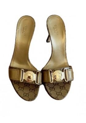 GUCCI Guccissima Sandaletten Gr. 38. Sehr guter Zustand.