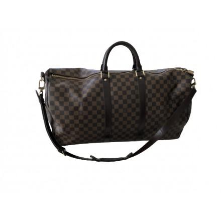 Louis Vuitton Keepall/Weekender 55 Damier Ebene. Sehr guter Zustand.
