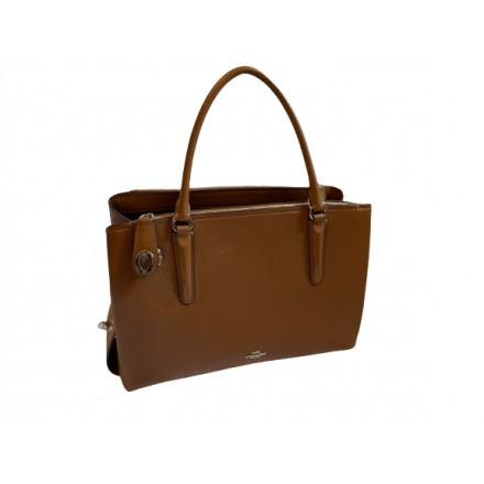 COACH Handtasche Leder braun. Sehr guter Zustand.