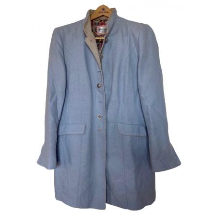 WHITE Label Long Blazer blau Gr. 44. Sehr guter Zustand.