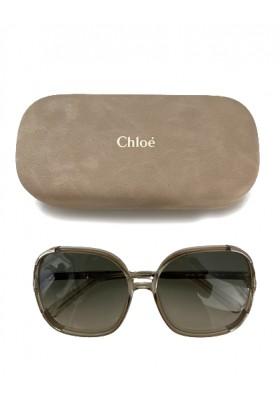 CHLOÉ Sonnenbrille Damen braun. Sehr guter Zustand