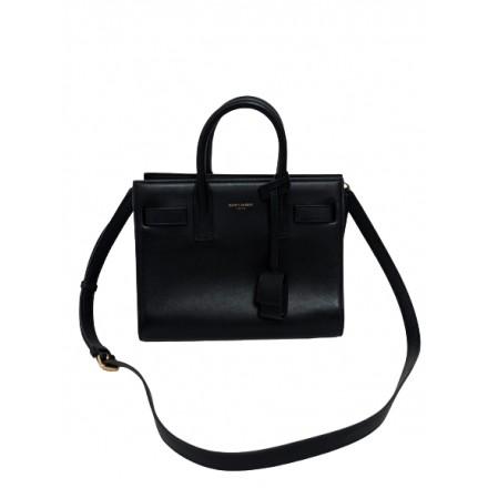 YVES SAINT LAURENT Handtasche Sac de Jour schwarz