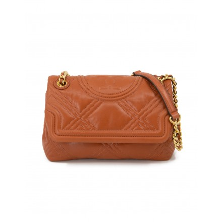 TORY BURCH Flaming Soft Waxed Bag Leder rostrot roasted habanero. Sehr guter Zustand. Zustand NEU
