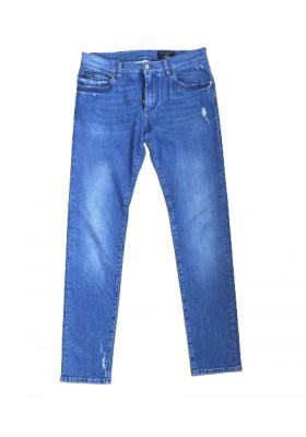 DOLCE GABBANA Skinny Jeans in New Vintage Denim. Gr. 48. Sehr guter zustand.