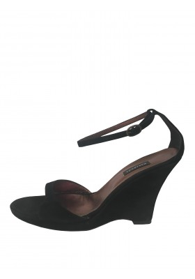 Wildleder Wedges