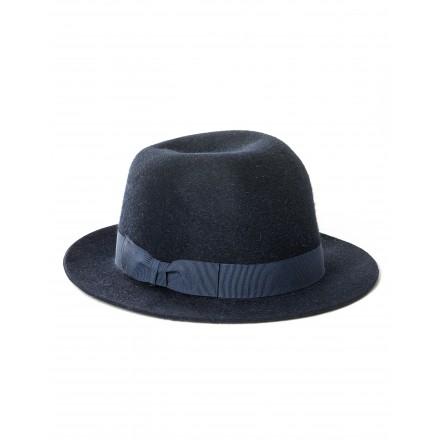 Hermès Hut blau