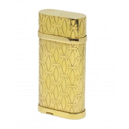 Cartier Feuerzeug gold