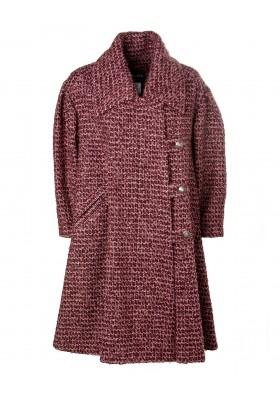 Chanel Mantel rot
