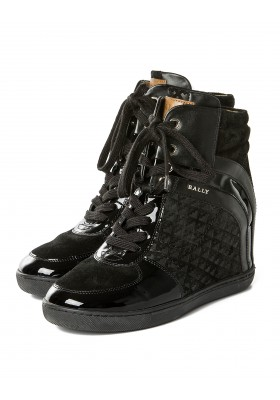 Bally Sneaker Wedges
