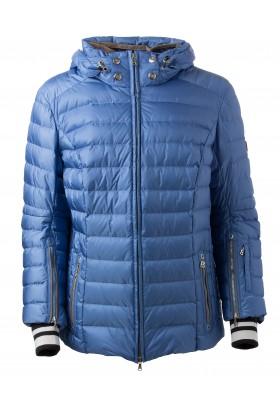 Skijacke mit Kapuze Blau Goan Thymann for Bogner