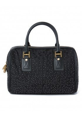 MCM Stoff Handtasche