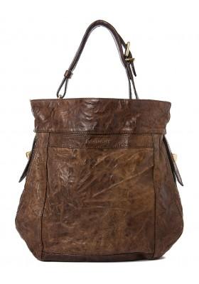 Hobo Bag crinkle Lammleder