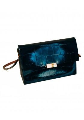 Stella McCartney Beckett Bag in Faux-Croc
