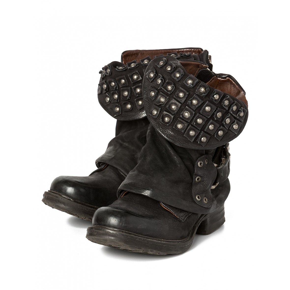 finest selection 7b445 daf5f Biker Boots