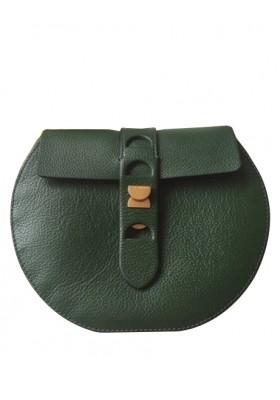 Coccinelle Crossbody Bag grün