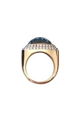 Chopard Ring Topas 18K/750 Gelbgold