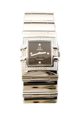 Omega Uhr Diamanten
