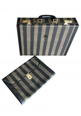 Fendi Vintage Aktenkoffer & Tasche