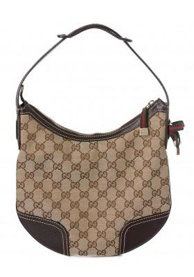 Gucci Monogram Schultertasche