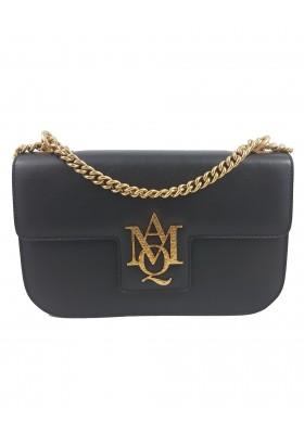 Alexander Mc Queen Tasche INSIGNIA classic black