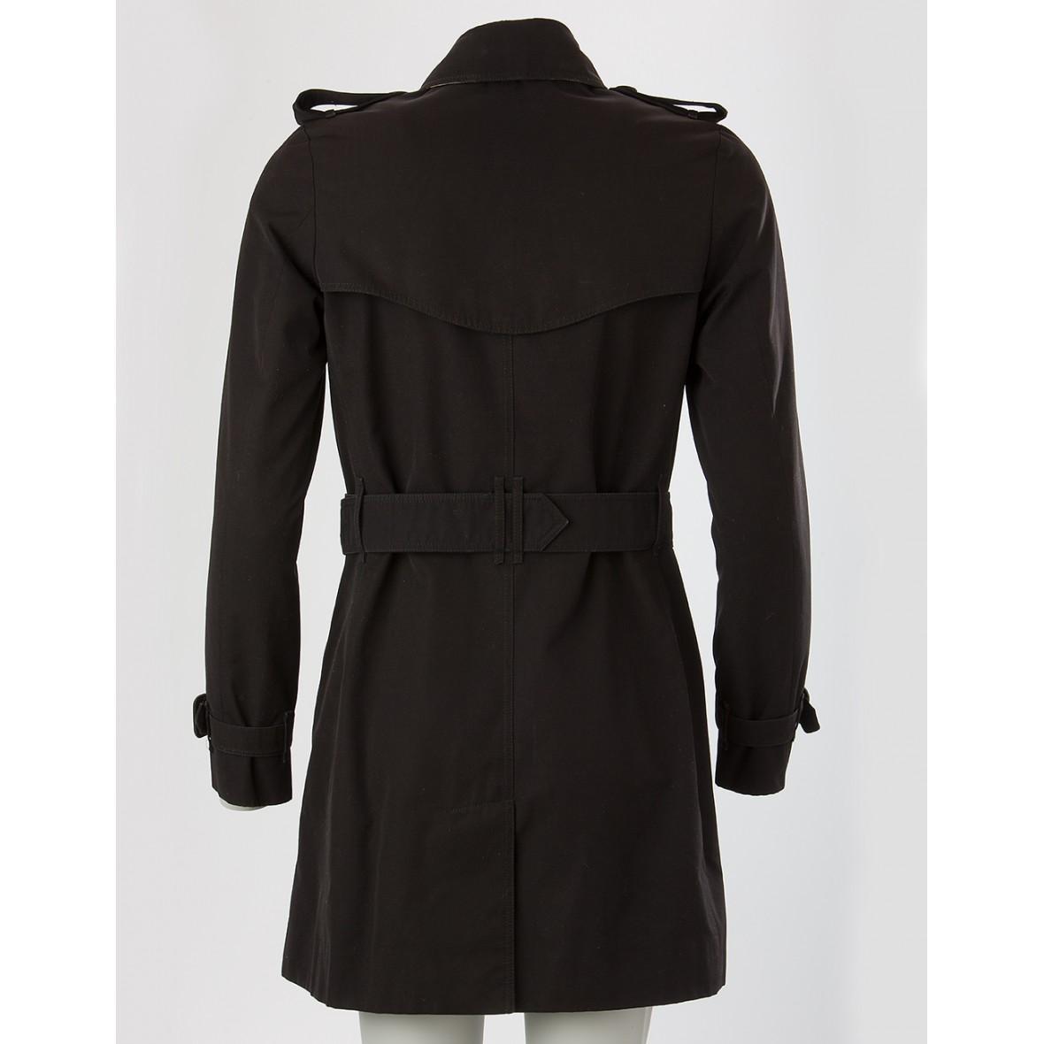 Burberry Trenchcoat schwarz  Burberry Trenchcoat schwarz  Burberry  Trenchcoat schwarz ... d50b2cef88