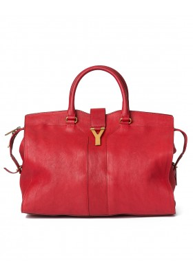 YVES SAINT LAURENT Cabas CHYC Poppy
