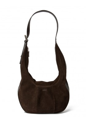 BREE Wildleder Hobo bag