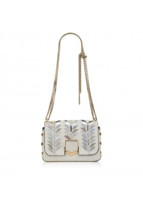 Jimmy Choo Mirrored Lockett Petit bag
