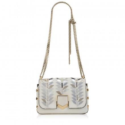 Jimmy Choo Mirrored Lockett Petit bag