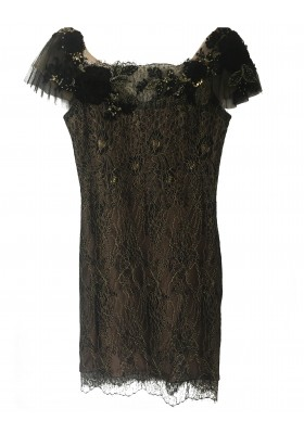 MARCHESA NOTTE Cocktail Dress