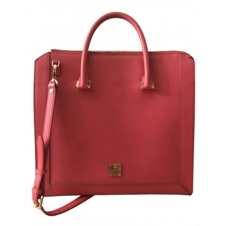 MCM Tote bag pink flamingo