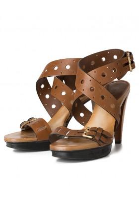 TOD'S Leder Sandaletten