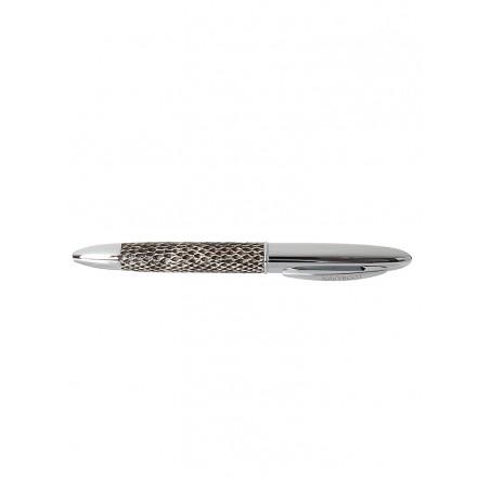 NAVYBOOT Kugelschreiber mit Schlangenleder