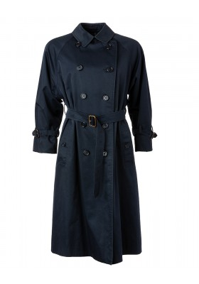 Burberry Navy Trenchcoat