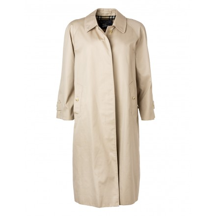 Burberry Car Coat Beige