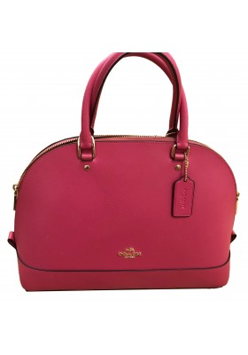 Coach Handtasche pink
