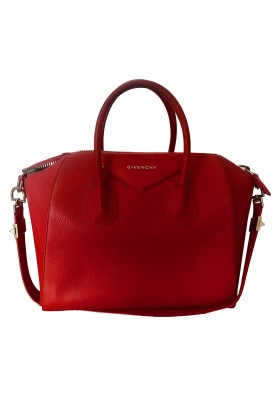 Givenchy Antigona Bag Medium Red